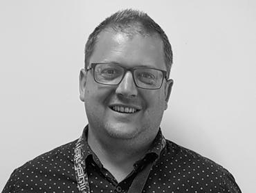 RDT Head of IT Operations Gary Harrison