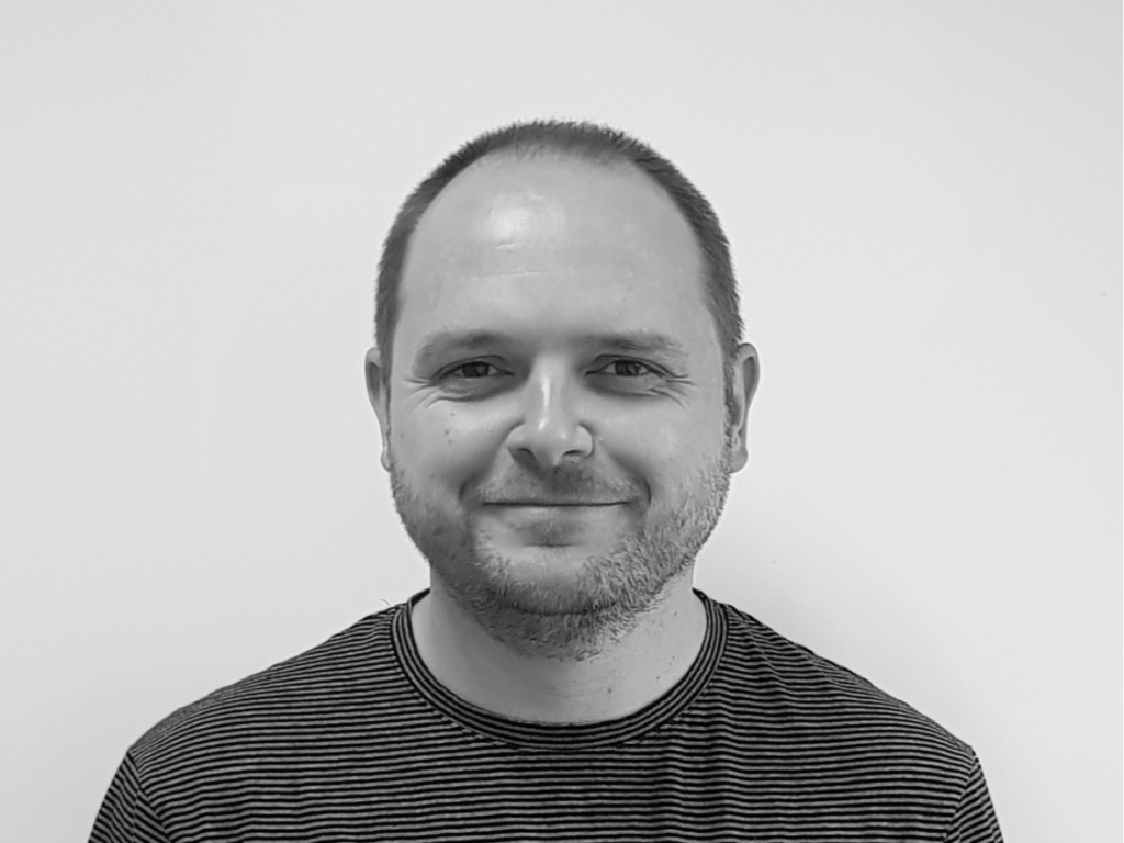 RDT Senior QA Engineer James Denton