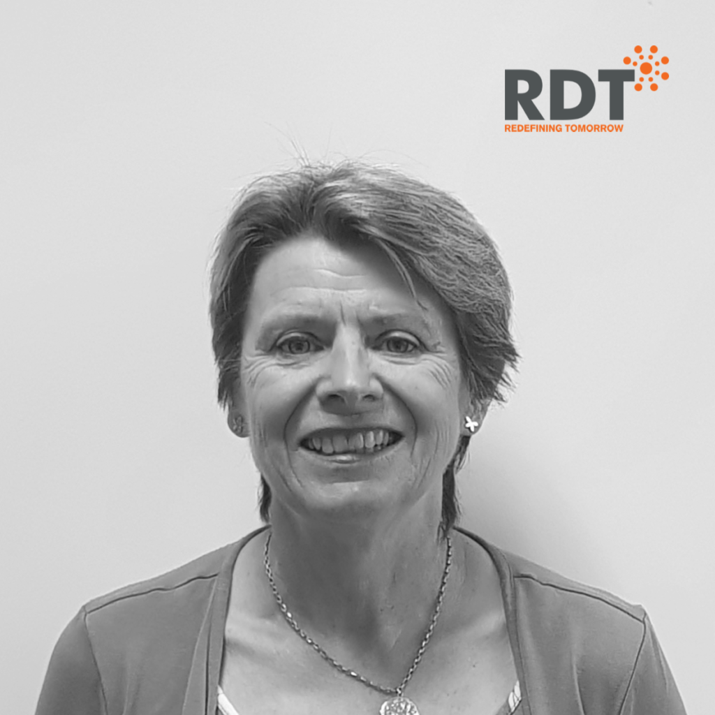 RDT Senior QA Engineer Julia Hunt