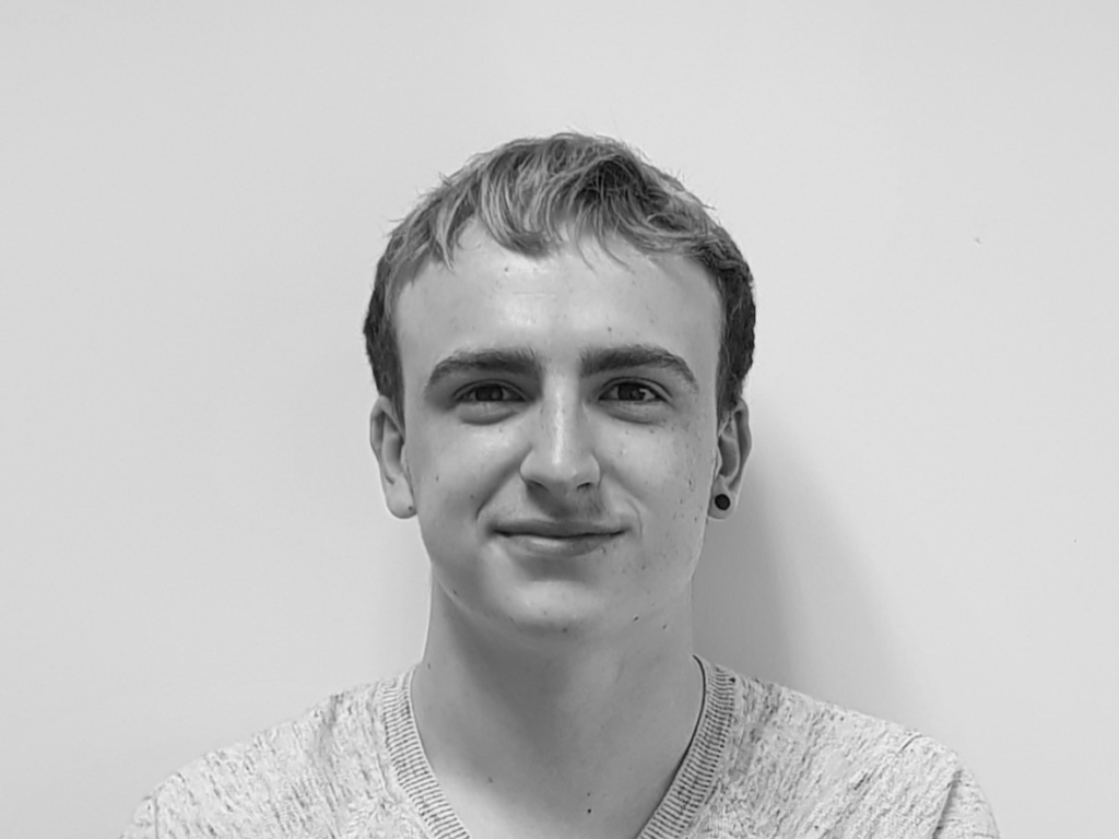 RDT Apprentice Software Engineer Joe Porter