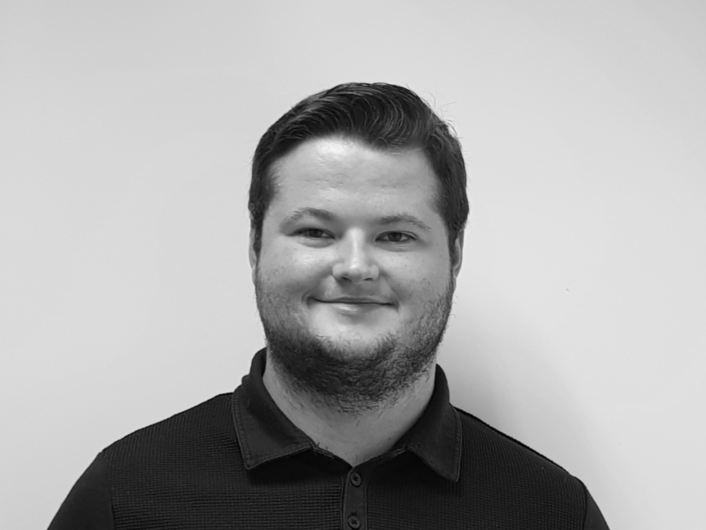 RDT Trainee Software Engineer Luke Frizzell