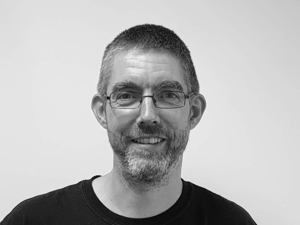 RDT Senior Software Engineer Edward Bonham
