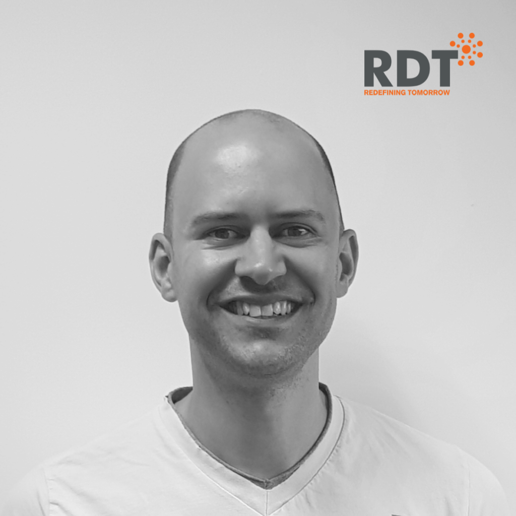 RDT Release Manager Gavin Edwards
