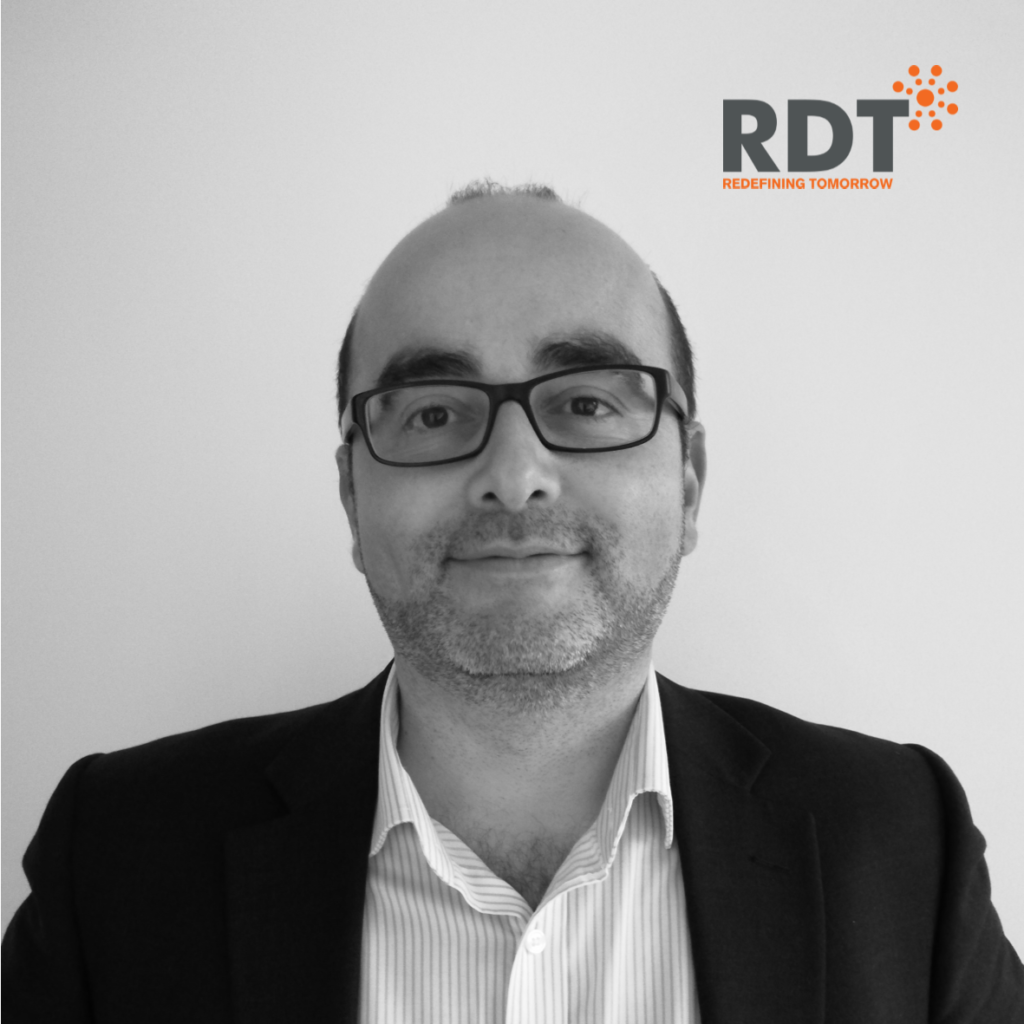 Shahin Amir-Ebrahimi joins insurance software specialist RDT as Group Product Owner