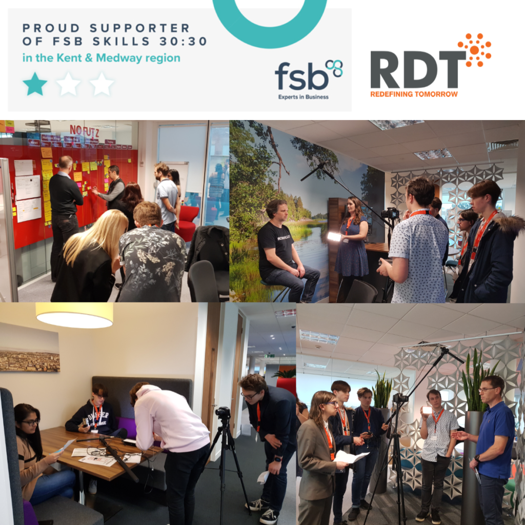 RDT works with young people to improve their skills and future prospects