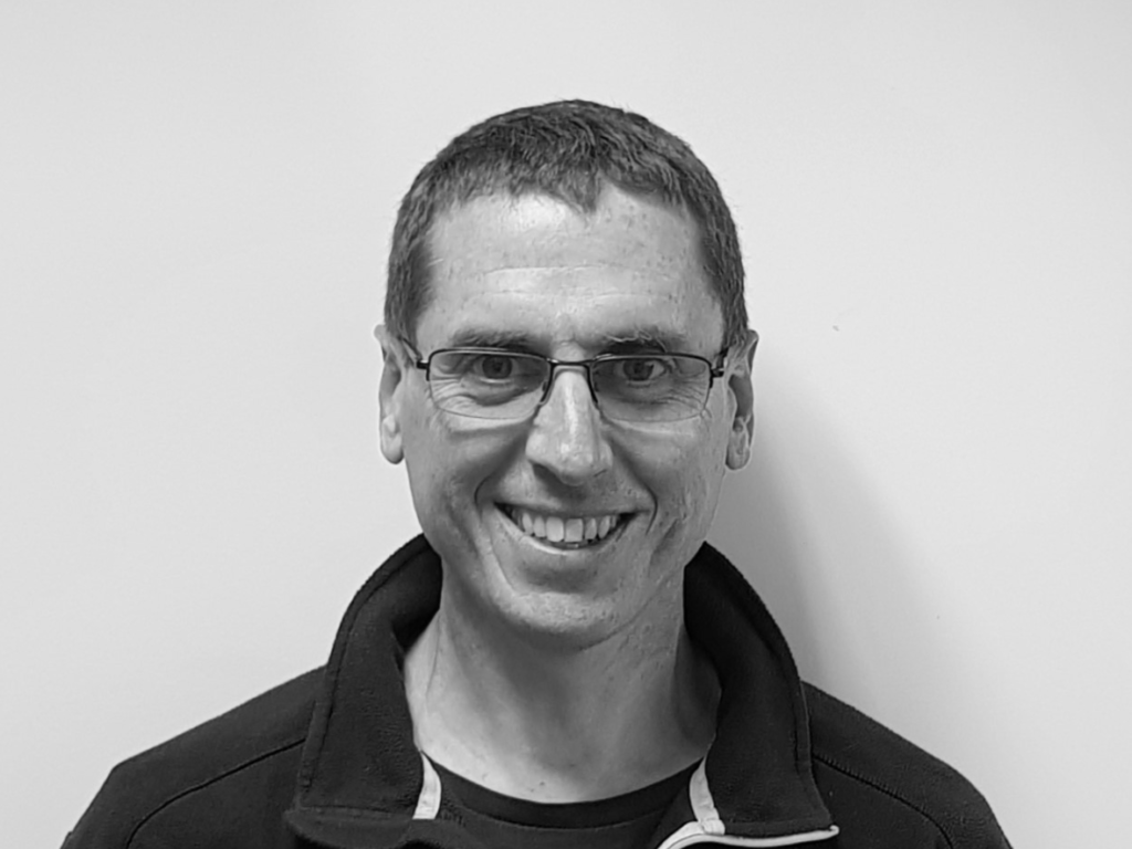 Senior Software Engineer James Dutton