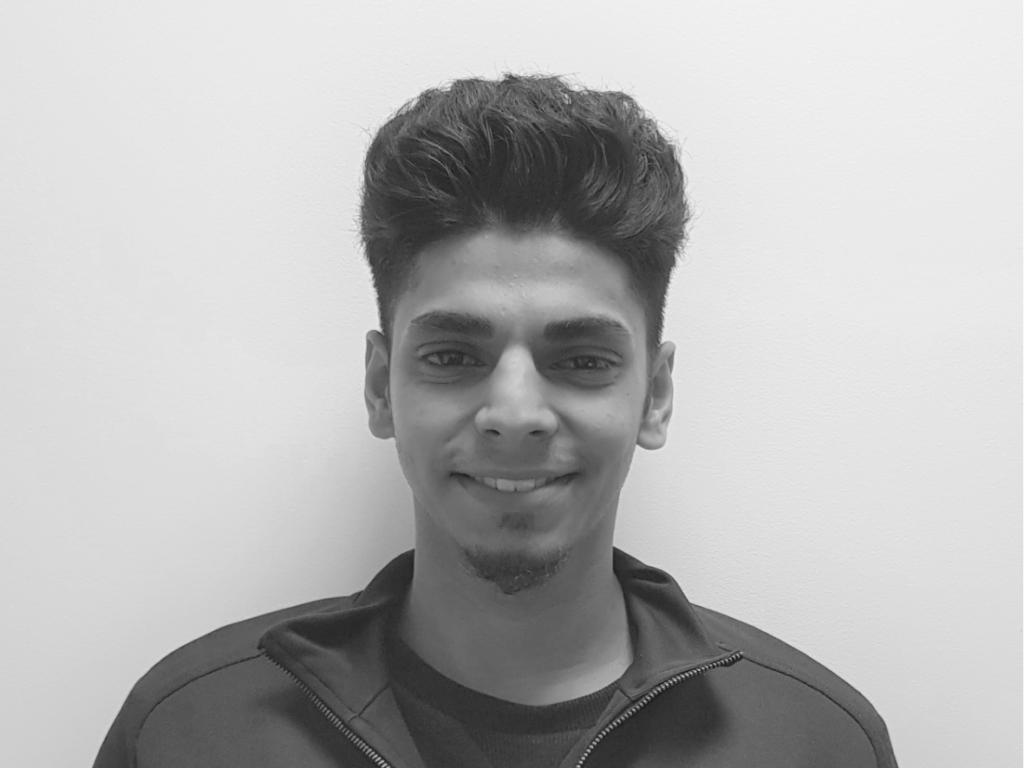 Associate QA Engineer Ali Farooq