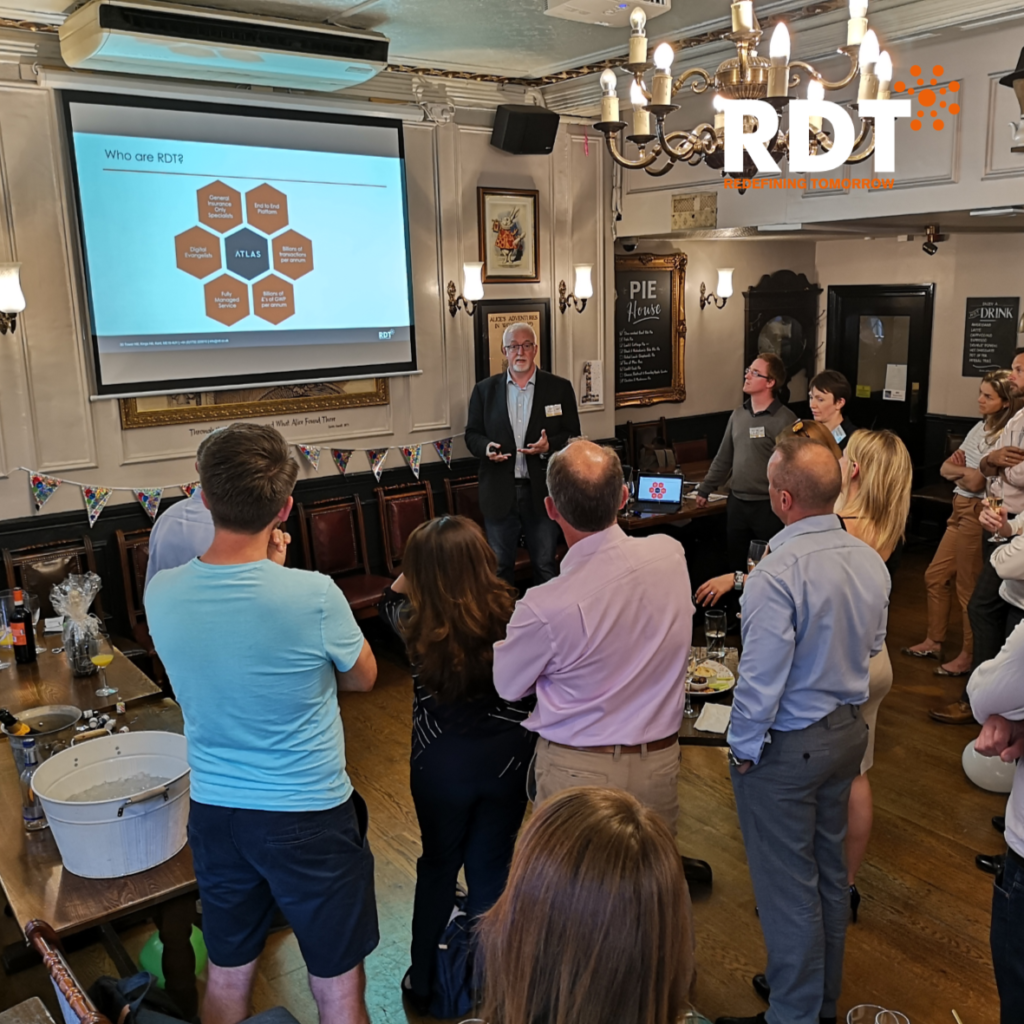 RDT attended a Camelot Round Table gathering