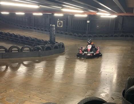 RDT teams excelled at Go Karting IT Challenge