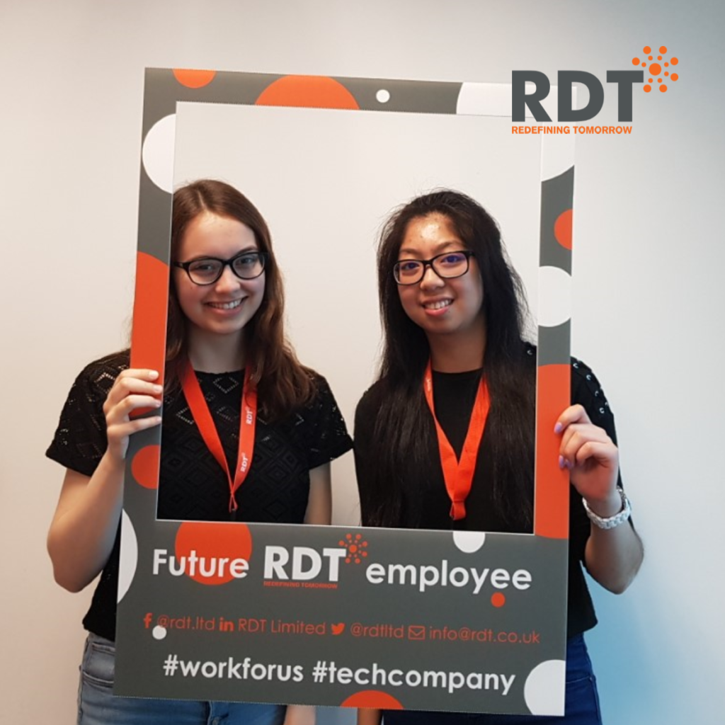 Work Experience Students at RDT