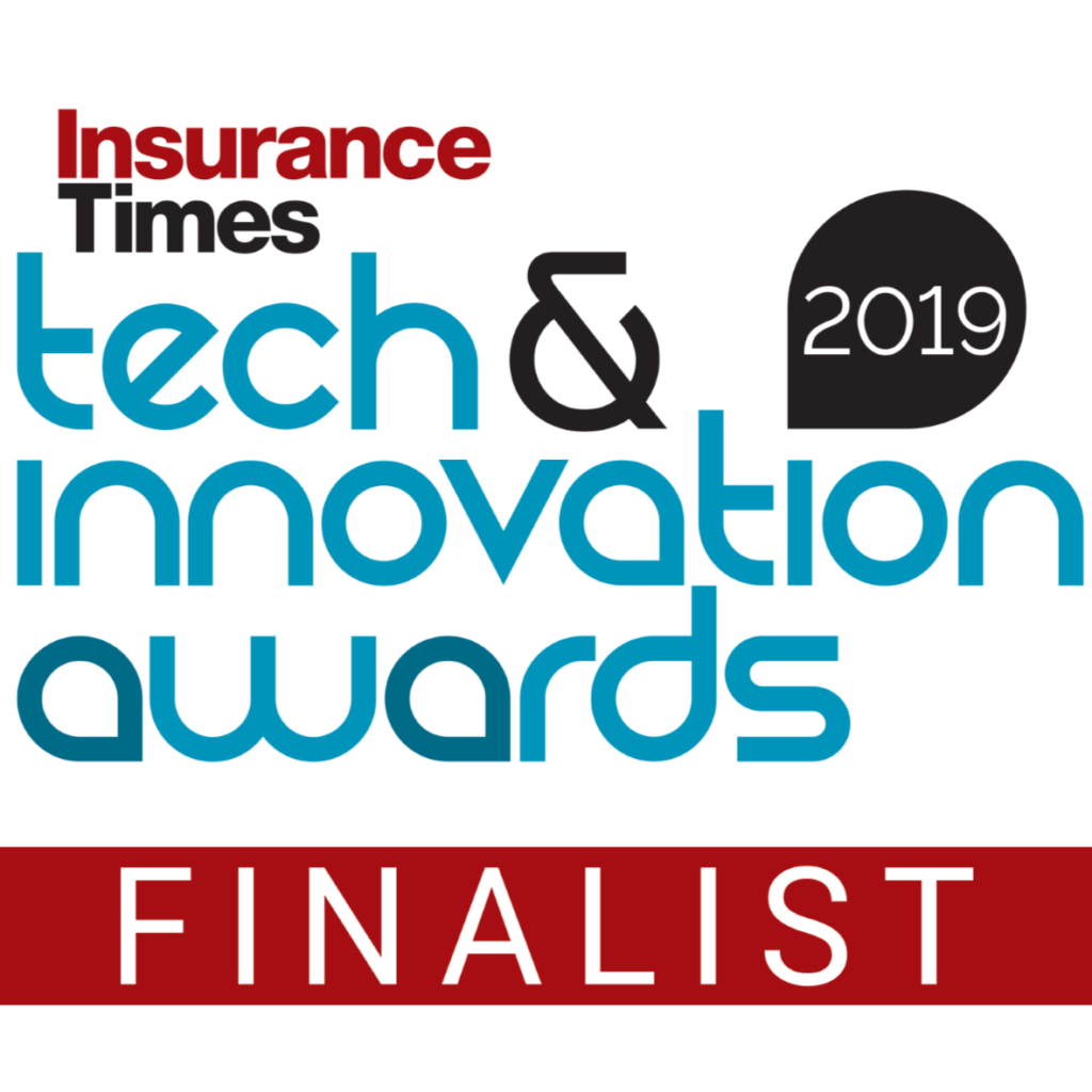 RDT is a finalist in the Insurance Times Tech & Innovation Awards