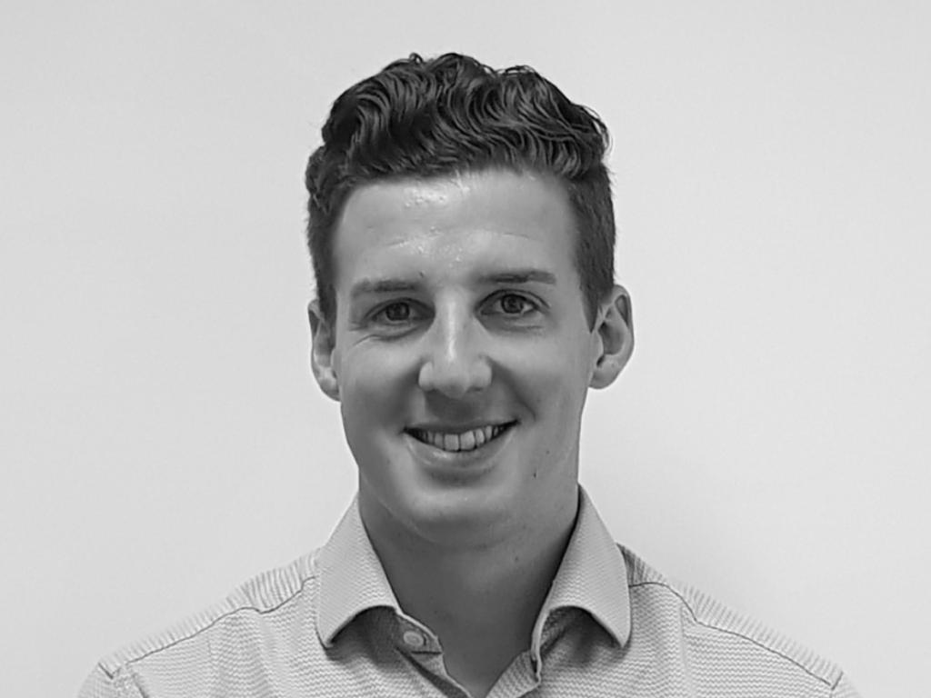 Business Development Executive Stuart Favier