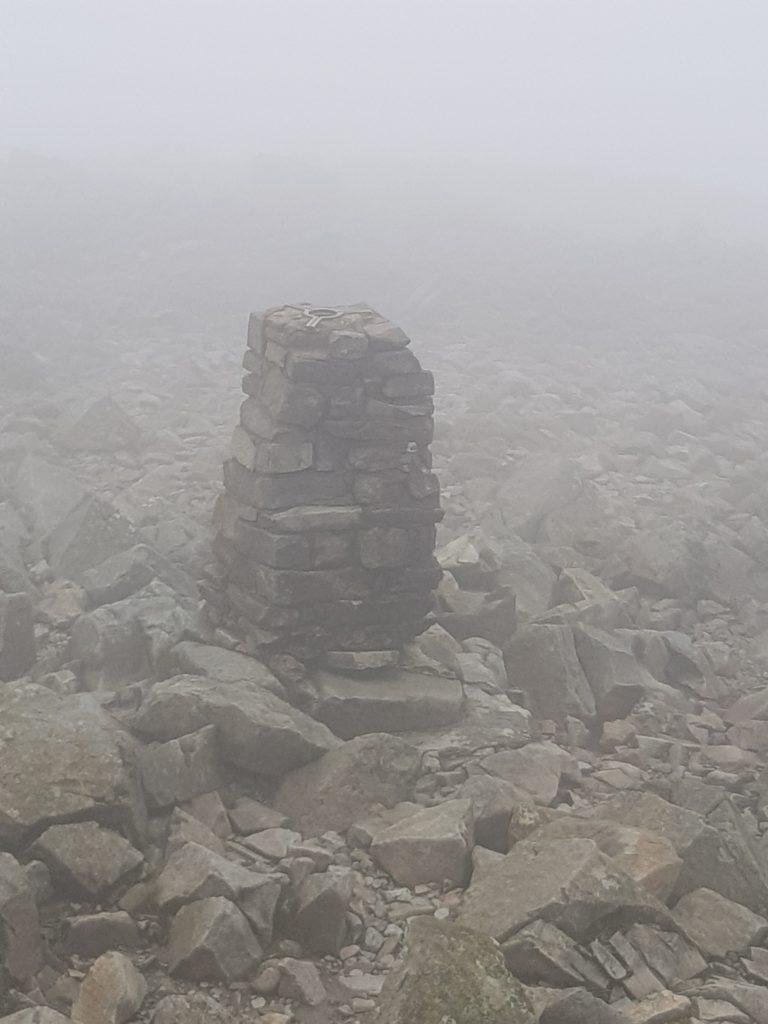 Scafell Pike Peak