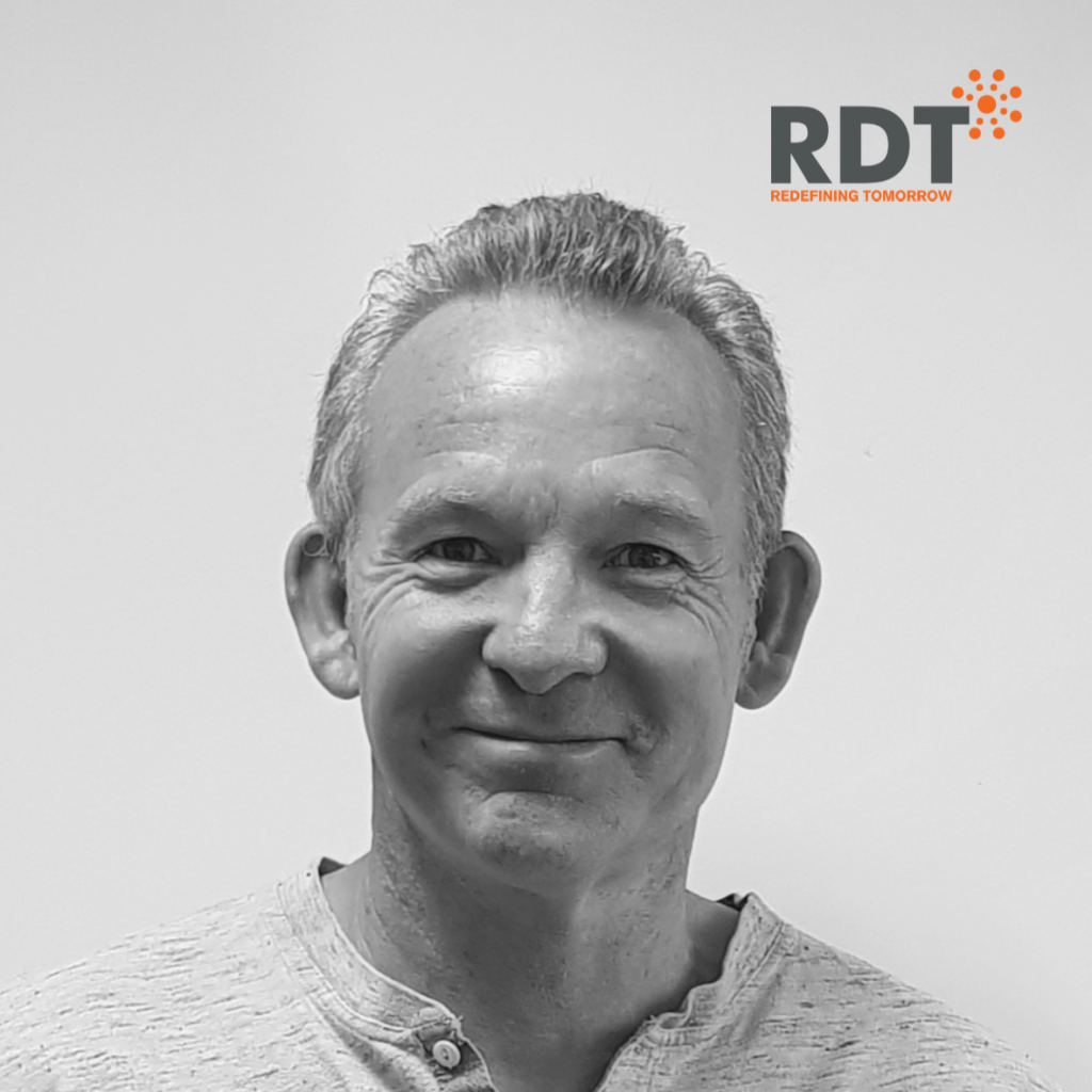 RDT's CEO Mark Bates talks to InsTech London
